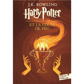 Harry potter tome 4 harry potter et la coupe de feu - Telecharger harry potter et la coupe de feu ...