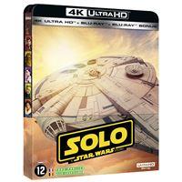 Solo : A Star Wars Story Steelbook Blu-ray 4K Ultra HD