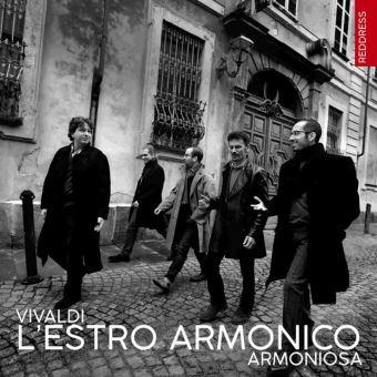 L'Estro Armonico 12 Concerti Opus 3