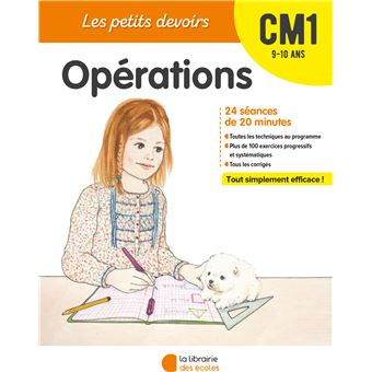 Opérations CM1