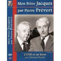 Mon frère Jacques par Pierre Prévert DVD