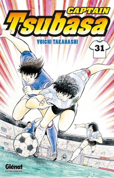 Captain Tsubasa - Tome 31 - Japon vs France - Que le duel commence !! - 9782331023965 - 4,99 €