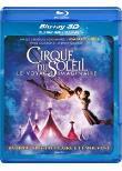 Cirque du Soleil Le voyage imaginaire Blu-ray 3D + Blu-ray 2D