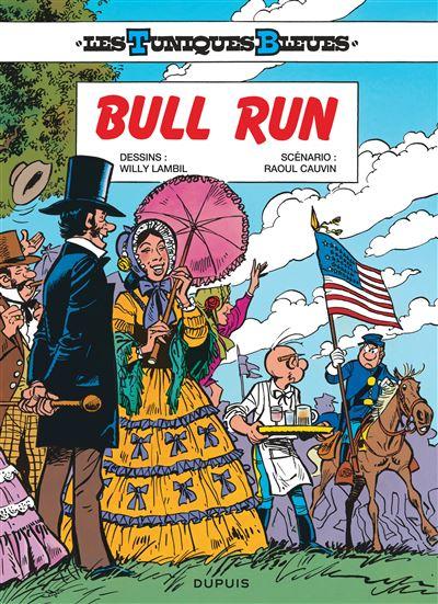 Les tuniques bleues - Bull Run - tome 27