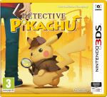 Detective Pikatchu Nintendo 3DS