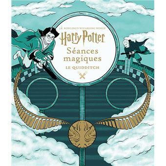 Harry PotterLe monde des sorciers de J. K. Rowling : Séances magiques