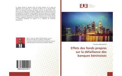 Effets des fonds propres sur la défaillance des banques béninoises