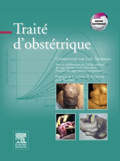 Traité d'obstétrique - 9782294717130 - 69,99 €
