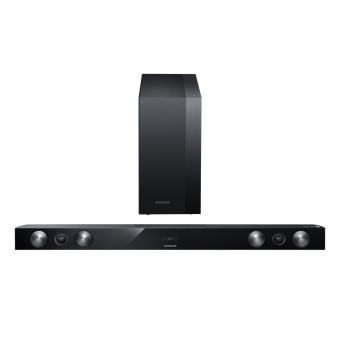 barre de son samsung hw h430 noir barre de son achat prix fnac. Black Bedroom Furniture Sets. Home Design Ideas