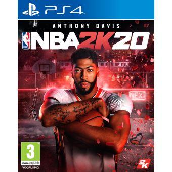 NBA 2K20 FR/NL PS4
