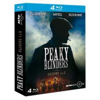 Peaky blindersPeaky Blinders Saisons 1 et 2 Coffret Blu-ray