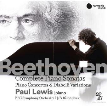 COMPLETE PIANO SONATAS AND PIANO CONCERTOS