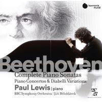 Complete Piano Sonatas Piano Concertos Diabelli Variations