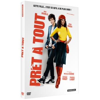 Prêt à tout DVD