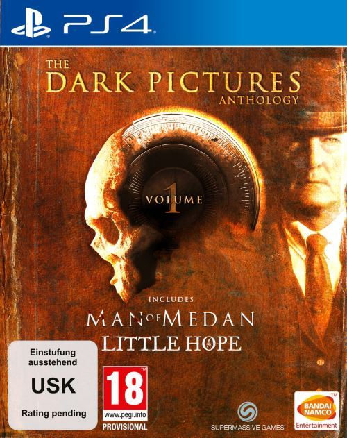 The Dark Pictures Volume 1 PS4