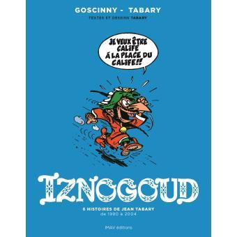 Les aventures du grand vizir IznogoudIznogoud