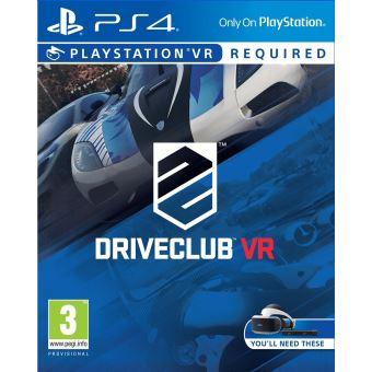 Driveclub | VR