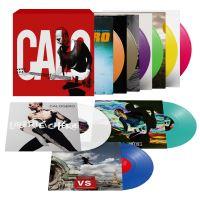 Intégrale Coffret Edition Limitée Vinyle coloré