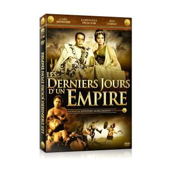 DERNIERS JOURS D UN EMPIR/MOHNER