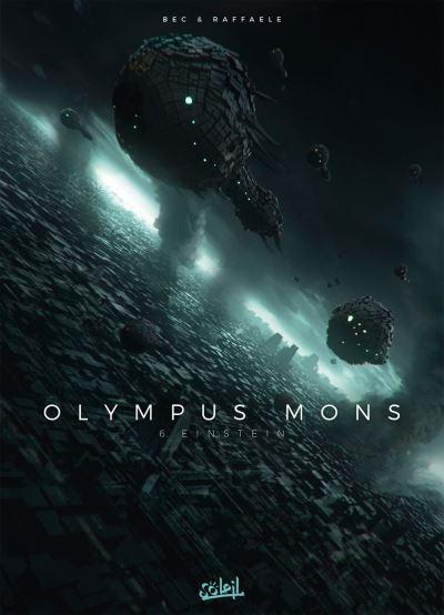 Olympus Mons T06 - Einstein - 9782302079526 - 9,99 €