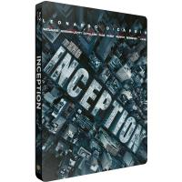 Inception Steelbook Edition Limitée Blu-Ray