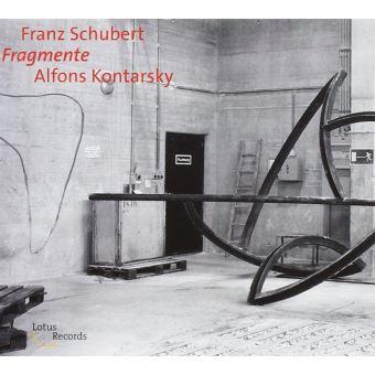 Fragments de la sonate en ut Majeur / D.840 - Fragment de la sonate en fa mineur / D.625...
