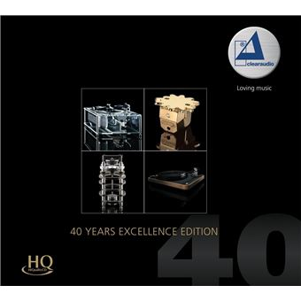 Clearaudio 40 years excellence