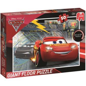 Disney Pixar Cars 3 - Giant Floor Puzzle