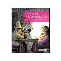 Album de La sorcière et Le commissaire