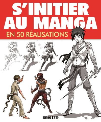 S'initier au manga