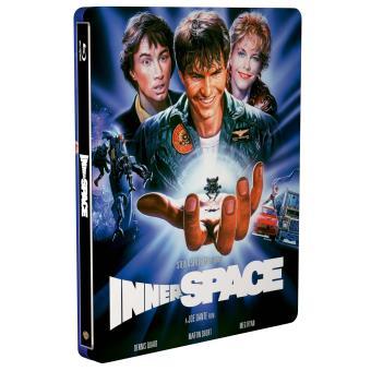 L'aventure intérieure Steelbook Blu-ray