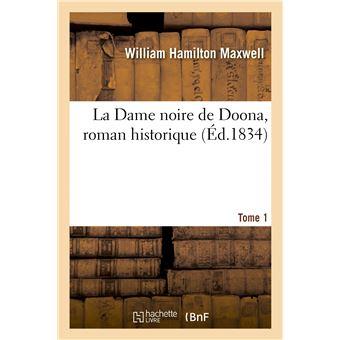 La Dame noire de Doona, roman historique