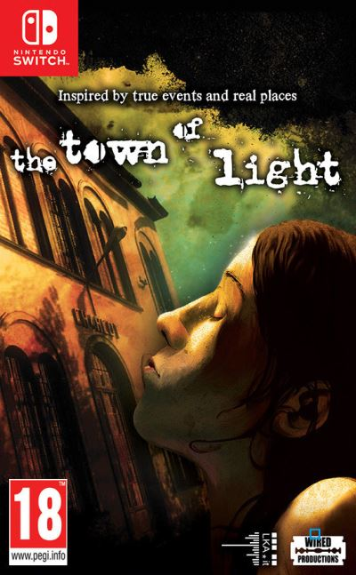 The Town of Light Edition Deluxe Nintendo Switch