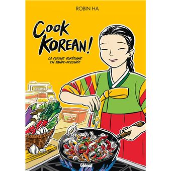 couverture cook korean