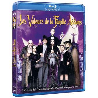 La Famille AddamsLes valeurs de la famille Addams Blu-ray