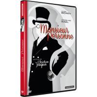 Monsieur Personne DVD