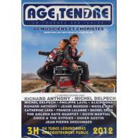 L'âge tendre 2012 DVD