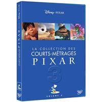 La Collection des courts métrages Pixar Volume 3 DVD