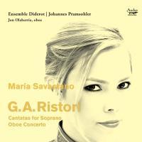 Cantatas for Soprano, Oboe Concerto