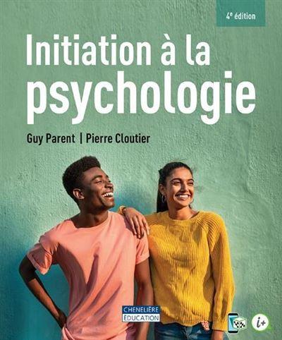 Initiation à la psychologie