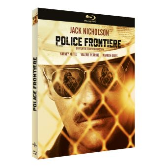 Police frontière Blu-ray