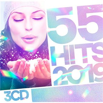 55 Hits 2019 Coffret
