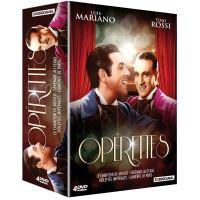 Coffret Opérettes DVD