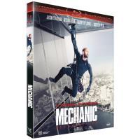 Mechanic Résurrection Blu-ray