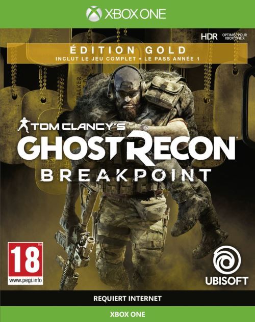 Tom Clancy's Ghost Recon Breakpoint Edition Gold Xbox One