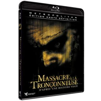 Massacre à la tronçonneuse Blu-ray