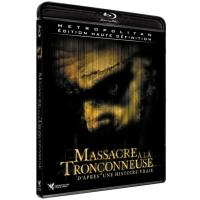 Massacre à la tronçonneuse - Blu-Ray