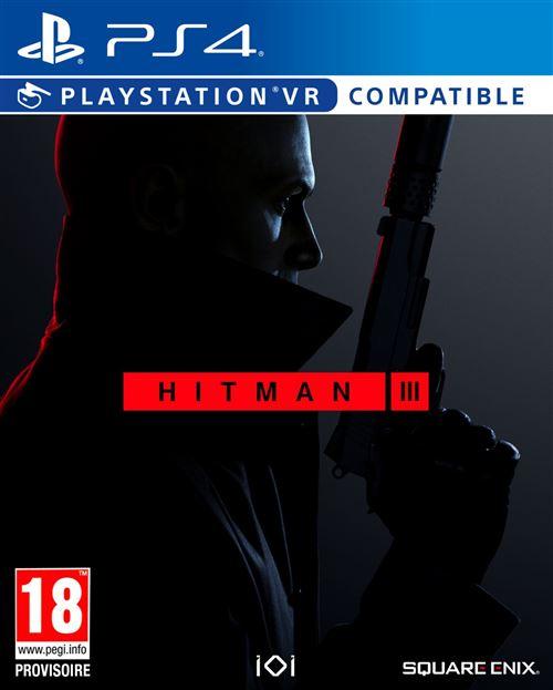 Hitman III PS4