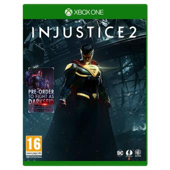 Injustice 2 Mix XONE