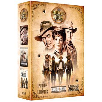 Coffret Westerns de légende 3 Films DVD
